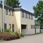 Sporthalle Almstedt - Außenansicht