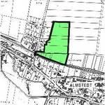 Übersicht Baugebiet Almstedt [(c) Gemeinde Sibbesse]