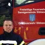 stv. Ortsbrandmeister Benjamin Schwarzer [(c) Gemeinde Sibbesse]