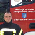 Ortsbrandmeister Marcel Kloidt [(c) Gemeinde Sibbesse]
