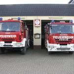 LF10 und TLF - Ortsfeuerwehr Almstedt [(c) Gemeinde Sibbesse]